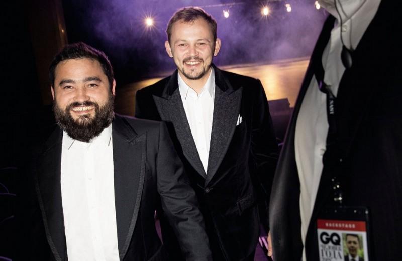 Рестораторы года: Ренат Маликов и Дмитрий Блинов