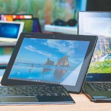 2 в 1: планшет и ноутбук