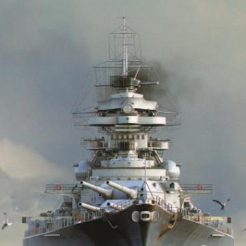 Нарисованный флот