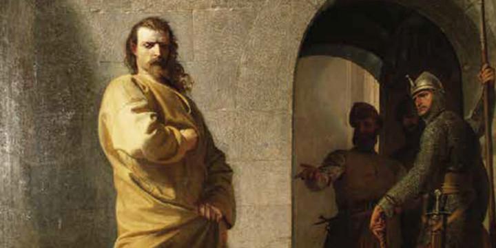 Генрих в Каноссе