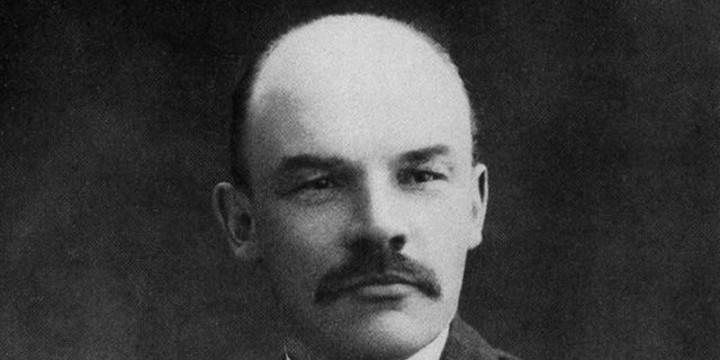 Писатель Ленин